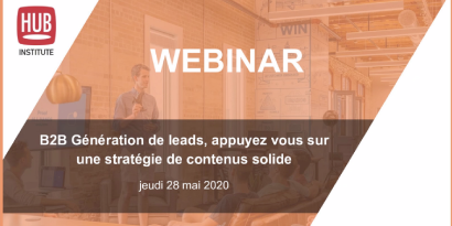 webinar generation de leads marketing content 410x205