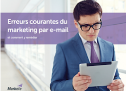 email erreurs