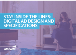 Stay Inside the Lines Digital Ad Design and Specifications